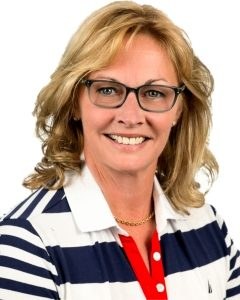 Sharon Hunter Aiken, Broker