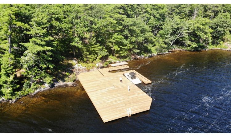 boathouse ready docks