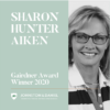 Sharon Hunter Aiken, winner of the 2020 Gairdner Award